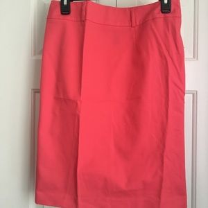 ❤️Coral Pencil Skirt
